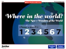The 7 New Wonders of the World