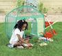 Pop-up greenhouse