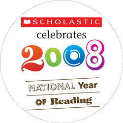 2008 National Year of Reading logo