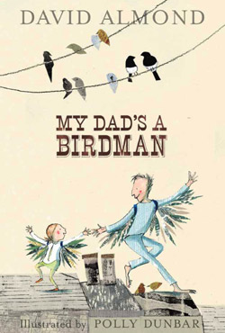 My Dad's a Birdman book cover