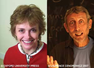 Ruth Miskin and Michael Rosen