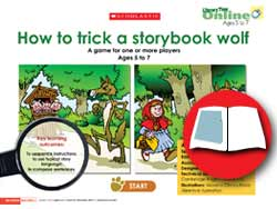 Storybook Wolf Teachers notes