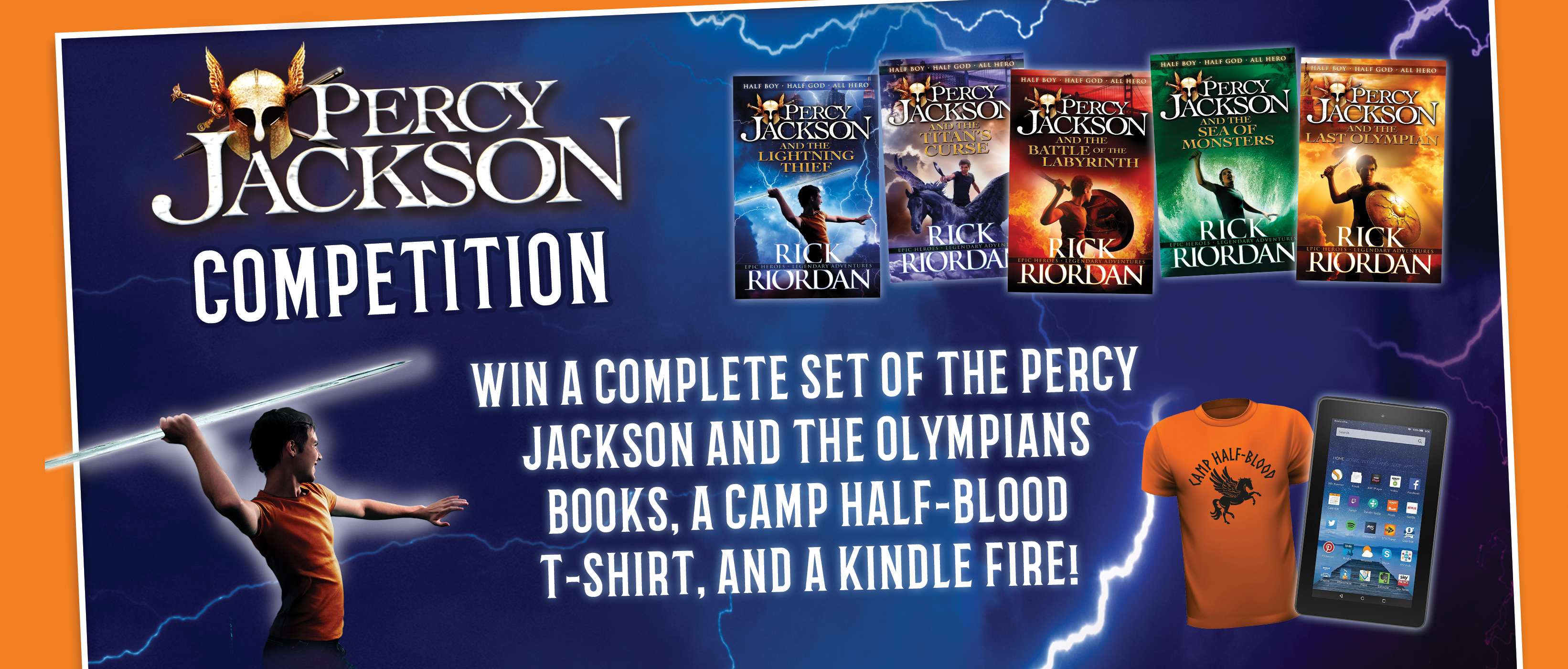thematic elements of percy jackson and